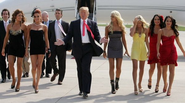 Trumps_girls