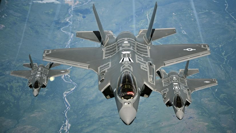The Great F-35 Lightning II Boondoggle–2/3