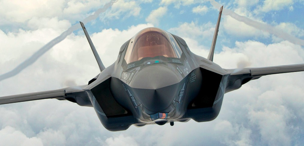 The Great F-35 Lightning II Boondoggle–3/3