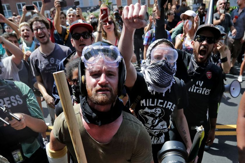 White Supremacist Militia