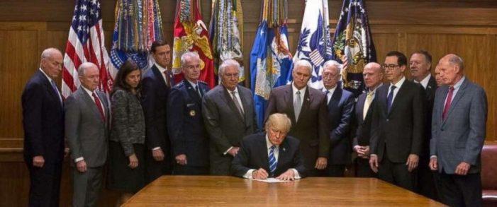 President Trump's Cabinet
