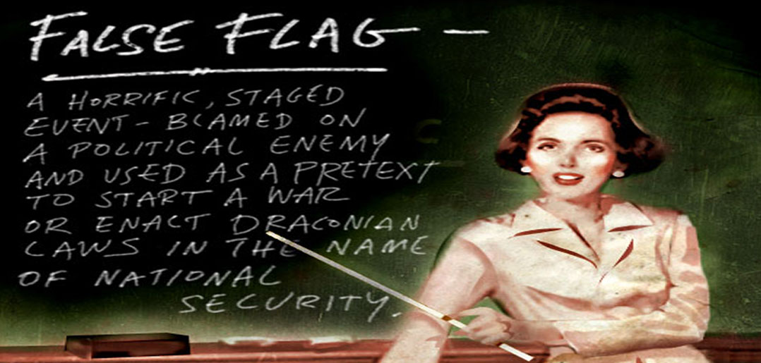 False Flags–Whodunnit?