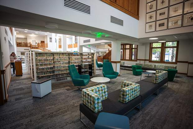 New Aspen library