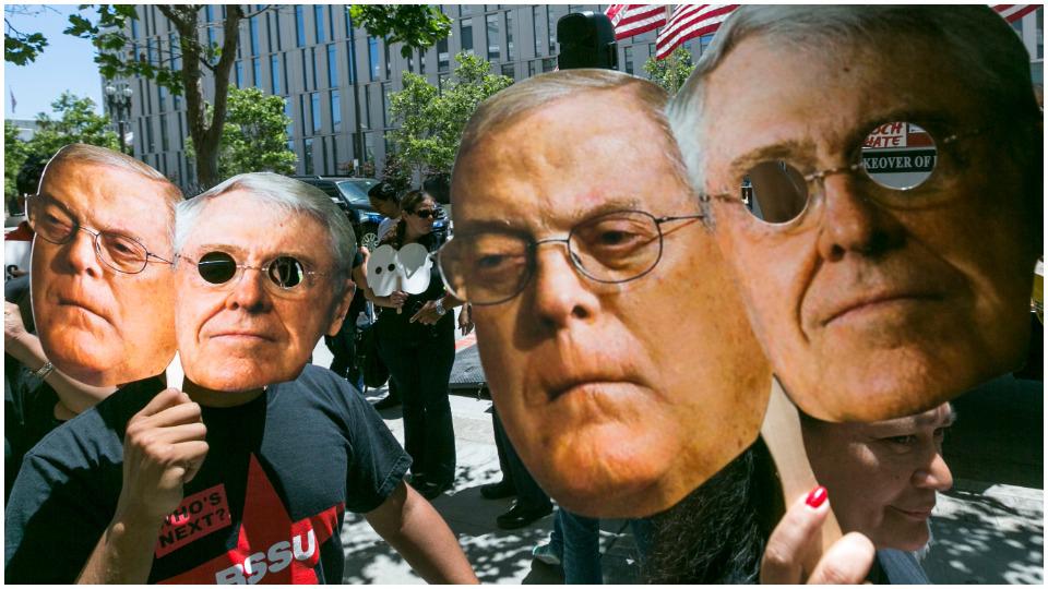 Toxic American Billionaires