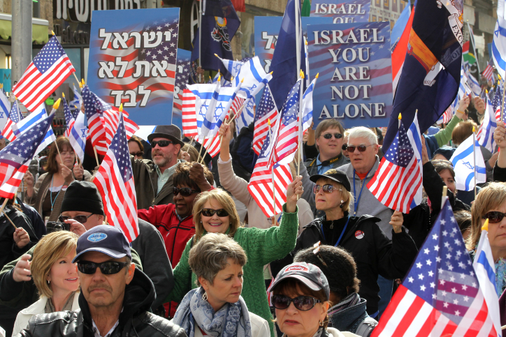 UNITED CHRISTIANS FOR ISRAEL