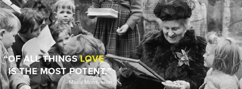 Montessori love