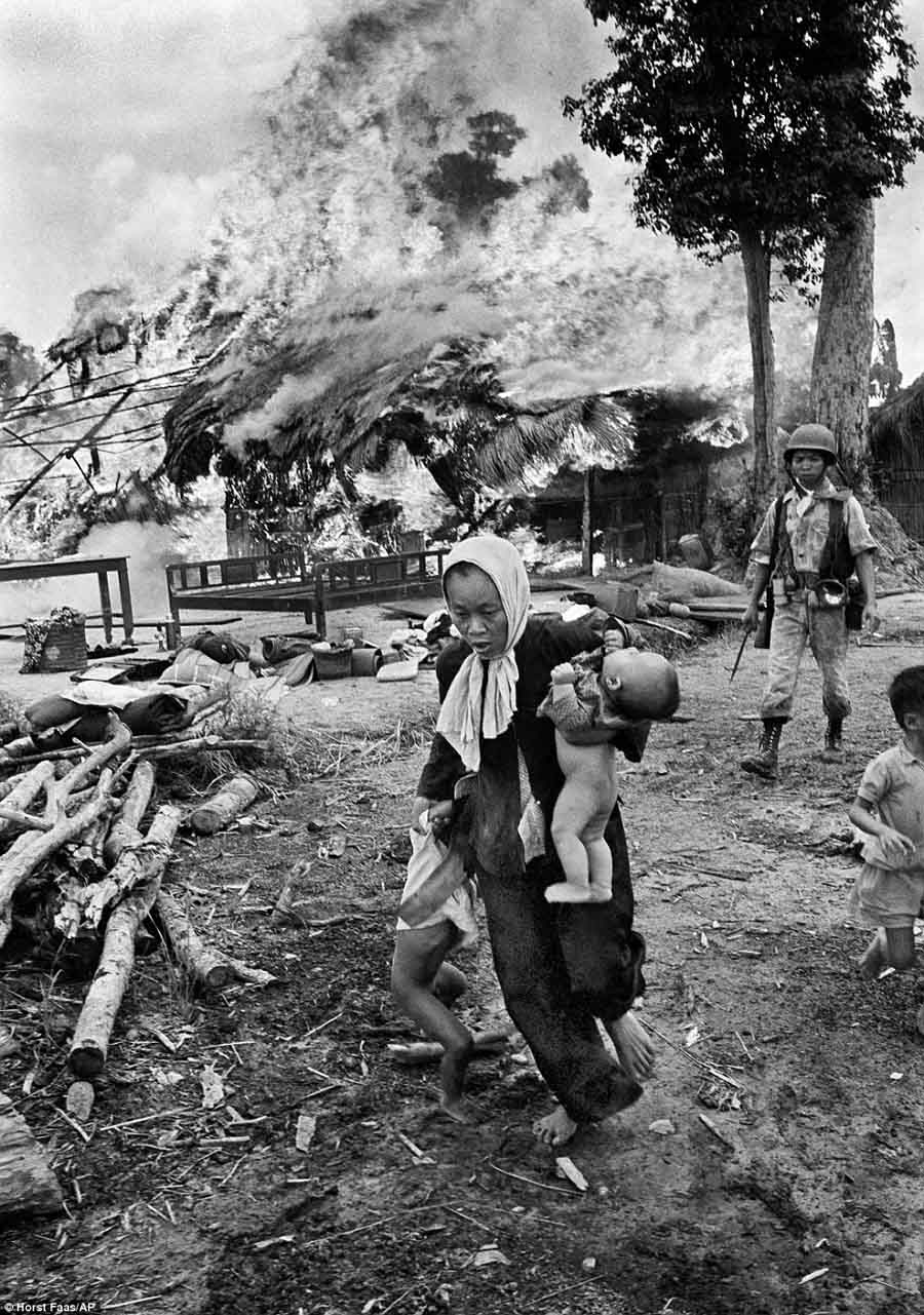 The Vietnam War–Horror, Hypocrisy and Heartbreak–1/3