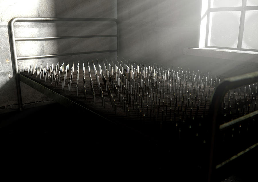 Bed of Nails2