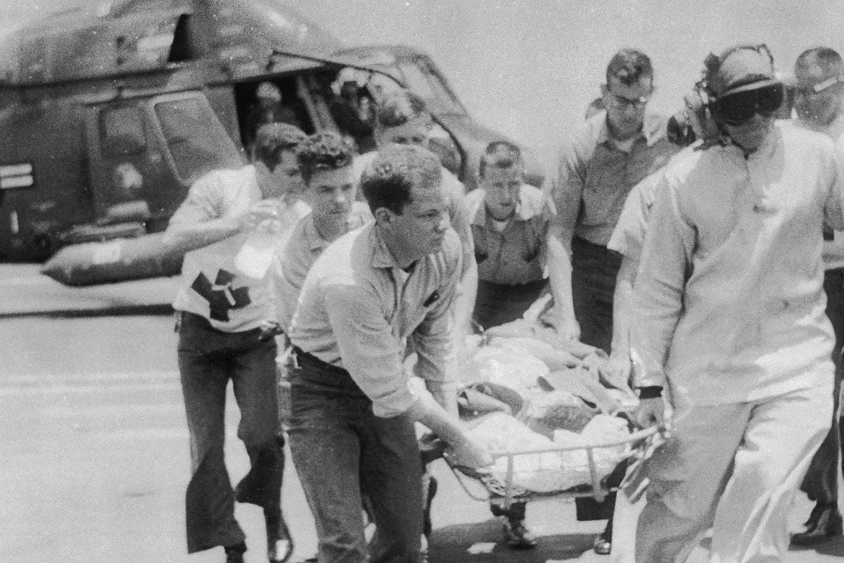 USS Liberty survivors