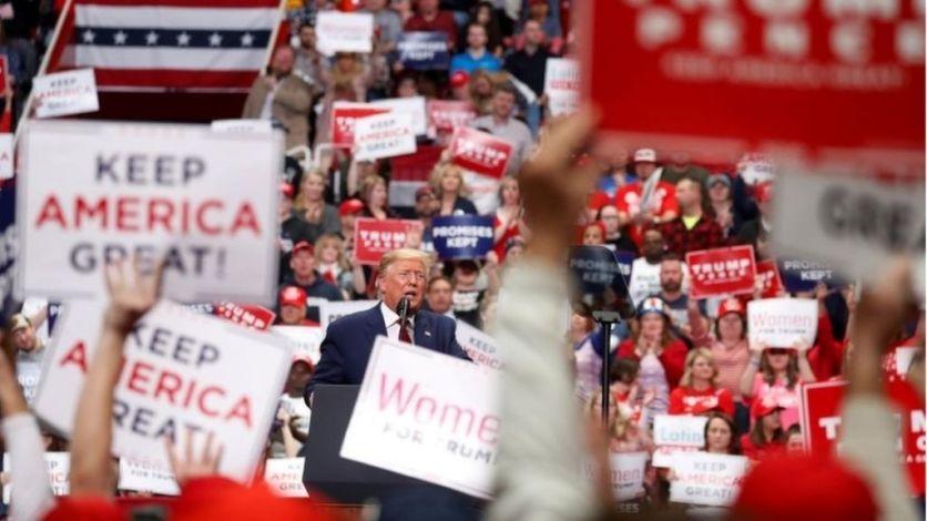 Trump's Lethal Campaign